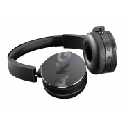 AKG Y50BTBLK Portable pliable Bluetooth Rechargeable de On-Ear Head...
