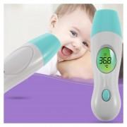 EH Multi -funcion De Bebé Adulto Digital 4 En 1 Termometro De Infrarrojos La Medición De La Temperatura