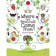 Where Does Broccoli Come From? A Book of Vegetables, Paperback/Arielle Dani Lebovitz
