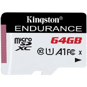 Kingston Endurance microSDXC 64GB A1 UHS-I C10