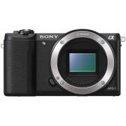 Sony »Alpha ILCE-5100« Systemkamera-Body (24,3 MP, WLAN (Wi-Fi), NFC, Unterstützt PlayMemories Camera Apps, Eye-AF)