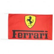 Ferrari vlag rood 150 x 90 cm