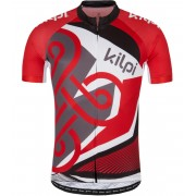 KILPI Pánský cyklistický dres RIFTO-M GM0007KIRED Červená XXL