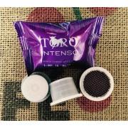 Caffè Toro 100 Capsule UNO System Compatibili Toro Intenso