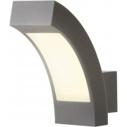 Lampă led de perete pentru exterior, 48 leduri, 4,5 W, alb-rece, IP 44, Esotec