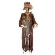 Zombie met LED 150cm