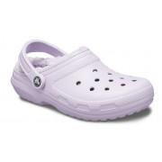 Crocs Classic Lined Klompen Unisex Lavender / Lavender 42