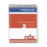 Tandberg Data RDX QuikStor 8731-RDX 2 TB Hard Drive Cartridge - RDX Technology - External