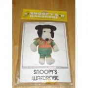"Peanuts Snoopys Wardrobe For 18"" Plush Snoopy Spain, Spanish Matador Outfit"