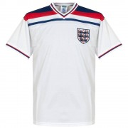Score Draw Engeland Retro Shirt 1982 - XL