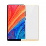 MOFI De Xiaomi Mi Mix 2s 9h Dureza Superficial 2.5D Edge Full Screen Protector De Pantalla De Cine De Vidrio Templado (oro)