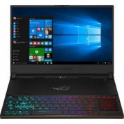 Laptop Gaming ASUS ROG Zephyrus S Intel Core (9th Gen) i7-9750H 1TB SSD 24GB nVidia GeForce RTX 2070 8GB Win10 Pro FullHD
