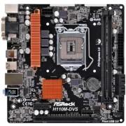 Placa de baza ASRock H110M-DVS R3.0, Intel H110M, LGA 1151