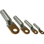 Papuc inelar neizolat cupru-aluminiu - 35mm2, M8, (d1=8,5mm, d2=8,8mm) RA35-8 - Tracon