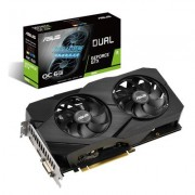 ASUS GeForce GTX 1660 Dual Evo OC (6GB GDDR5/PCI Express 3.0/1500MHz - 1875