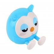 EH Owl Diferente Titular Dinero Almacenamiento Latas--Azul