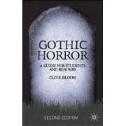 Gothic Horror - A Guide for Students and Readers (Bloom Clive)(Paperback) (9780230001787)