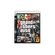Game Grand Theft Auto GTA IV - PS3