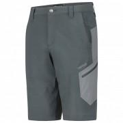 Marmot - Limantour Short - Shorts maat 34 grijs/zwart/purper