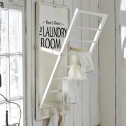 LOBERON Handtuchhalter Laundry Room