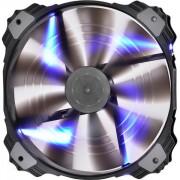 Ventilator Deepcool Xfan 200, 200mm (Led Albastru)
