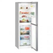 GARANTIE 4 ANI Combina frigorifica Liebherr, gama Value Line, clasa A++, congelator NoFrost, inoxLook CNel 4213