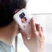 smartphoto Samsung Galaxy Skal S4 - stötskyddande