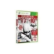 Game Batman: Arkham City - Edição Jogo do Ano - Xbox 360