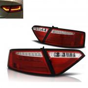 2x Feux LED Audi A5 2007-2011 Rouge