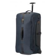 Samsonite Paradiver Light 79cm 2-Wheeled Duffle Bag - Jeans Blue