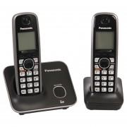 Telefono inalambrico Panasonic KX-TG4112MEB