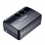 SAI CyberPower inline 600VA / 360W formato regleta, 3 Schuko, incombustible