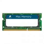 SODIMM, 8GB, DDR3L, 1600MHz, CORSAIR, Apple Qualified, Unbuffered (CMSA8GX3M1A1600C11)