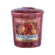 Yankee Candle Spiced Orange vonná svíčka 49 g