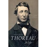 Henry David Thoreau: A Life, Hardcover