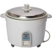 Panasonic SR WA 10 Electric Rice Cooker(1 L, White)