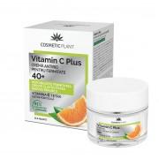 Crema AntiridVitamin C Plus 40+ pentru Fermitate, 50 ml