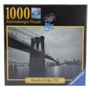 RAVENSBURGER 1000 Piece Softclick Puzzle - Brooklyn Bridge, NYC
