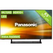 Panasonic TX-65GXW804 Tvs - Zwart