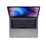 "Лаптоп Apple MacBook Pro 13"" (MR9R2ZE/A) Space Grey, четириядрен Coffee Lake Core i5-8259U 2.3/3.8GHz, 13.3"" (33.78 cm) IPS TrueTone Display, 8GB DDR4, 512GB SSD, 4xUSB-C(Thunderbolt 3), macOS High Sierra, 1.37 kg, Touch Bar with Touch ID"