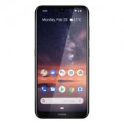 "Nokia 3.2 16GB Dual-SIM Schwarz [15,9cm (6,26"") LCD Display, Android 9.0, 13MP Hauptkamera]"