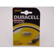 Duracell MN27 baterie alcalina pentru telecomanda auto 12V blister 1