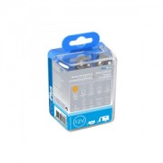 ProPlus Kit di lampadine di ricambio per rimorchio e roulotte 12 pezzi 410065