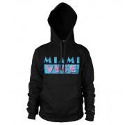 Miami Vice Distressed Hoodie