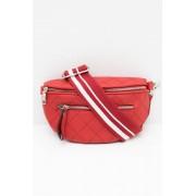 JFR Wide Strap Bum Bag - Rouge