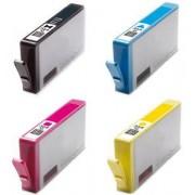 HP Tinteiro Compatível HP HP364PBK(CB322E)