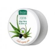 Naturalny żel anti-aging: Aloe Vera & olej z oliwek - Walczy z objawami starzenia się skóry