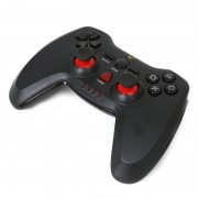 Controller wireless Omega Siege, compatibil PS2/PS3/PC, 12 butoane