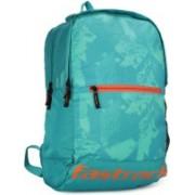 Fastrack A0686NTL01 30 L Laptop Backpack(Green, Orange)