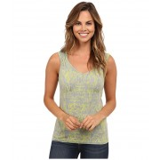 Royal Robbins Essential Henna Tank Lime Zest